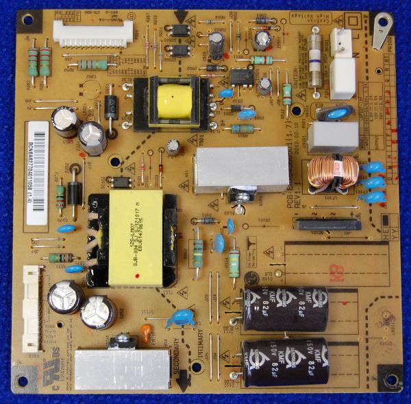 Power Supply Board EAX64560501 от телевизора LG 32LM340T