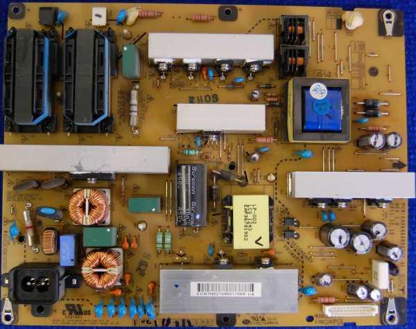 Power Supply Board EAX64648001 (1.6) от телевизора LG 42CS460