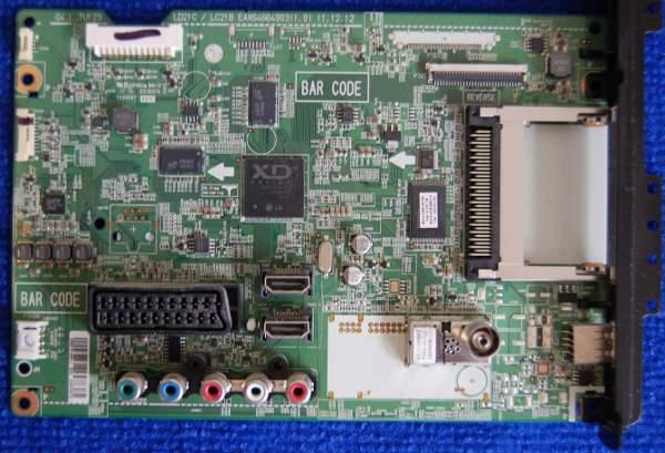Main Board EAX64664903 от телевизора LG 32CS460-ZA