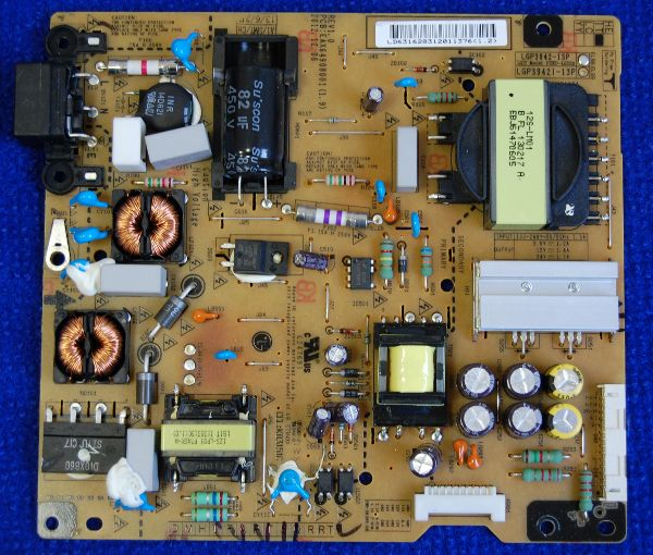 Power Supply Board EAX64908001 от телевизора LG