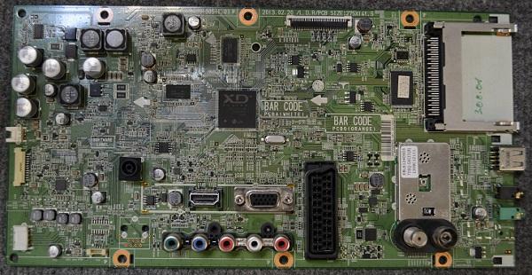 Main Board EAX64991305 (1.0) EBR77200502 от LG 29LN450U