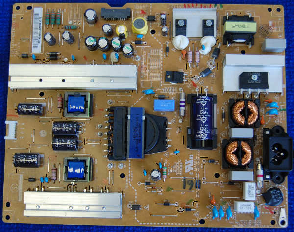 Power Supply Board EAX65423801 (2.0) от телевизора LG 49LB620V-ZD