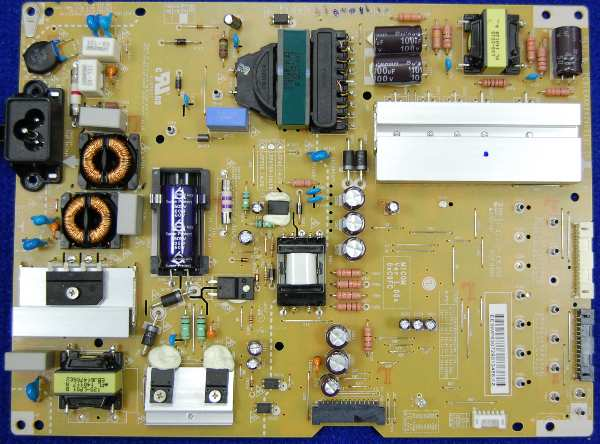 Power Supply Board EAX65424001 LGP4750-14LPB от телевизора LG 47LB720V-ZG, 47LB675V-ZA