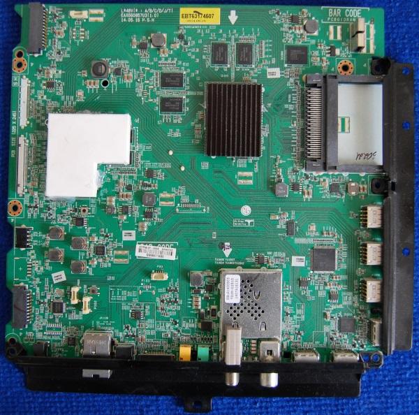 Main Board EAX66085703 (1.0) EBT63174507 от телевизора LG 42UB820V