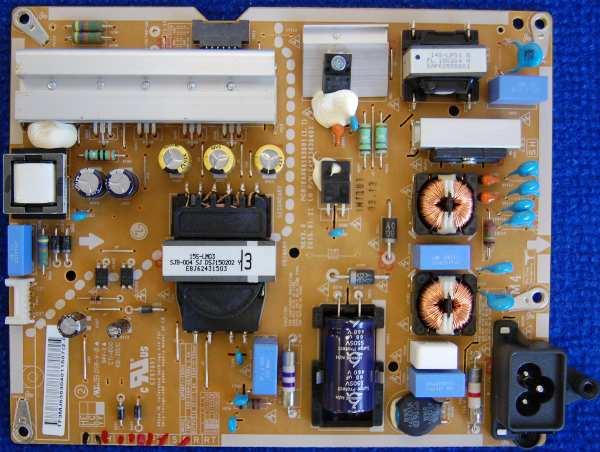 Power Supply Board EAX66163001 (1.7) EAY63630401 от телевизора LG 40LF630V-ZA