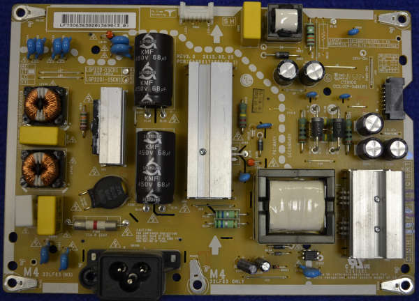 Power Supply Board EAX66171501 (2.1) от LG 32LF560U