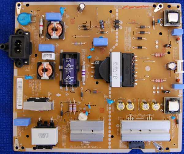 Power Supply Board EAX66793301 (1.6) EAY64269501 от телевизора LG 43UH671V