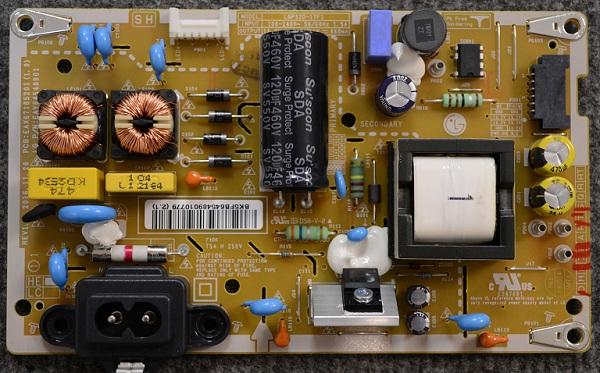 Power Supply Board EAX67165201 (1.9) EAY64548901 от LG 32LM550BPLB