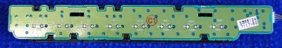 Button Board EBR61247117-S0 от телевизора LG 42LD550