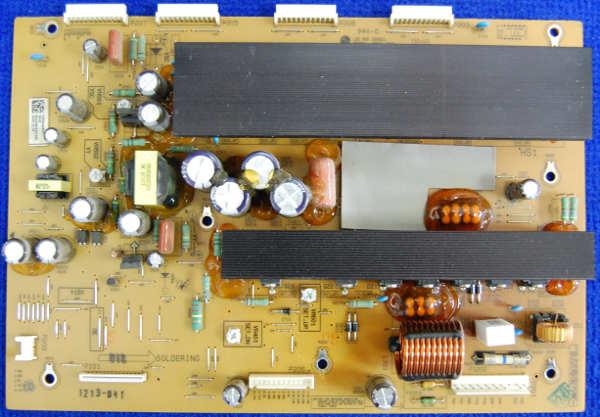 Y-SUS Board EAX60764001 EBR64064201 от телевизора LG 42PQ100R-ZA