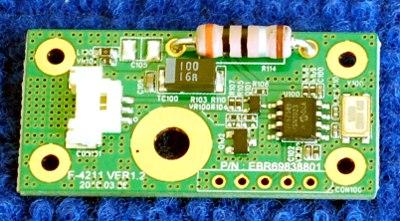 Board EBR69838801 от телевизора LG 47LX6500