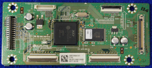 CTRL Board EAX63986201 EBR72680701 от телевизора 50PT351-ZJ