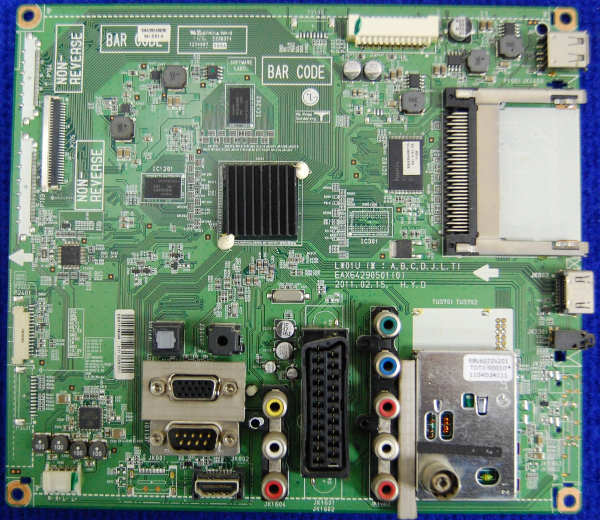 Main Board EAX64290501 EBR73156246 от телевизора LG 32LK330