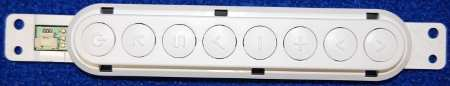 Power Button Board EBR76384102 от телевизора LG 42LA741V