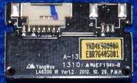 IR Board EBR76405801 от телевизора LG 32LN613V-ZB
