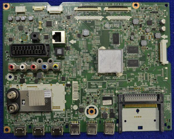 Main Board EAX64797003 (1.2) EBR76823175 от LG 47LA660V