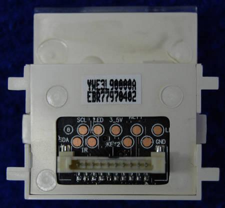 IR Sensor / Keyboard Control EBR77970402 от телевизора LG 32LB563U