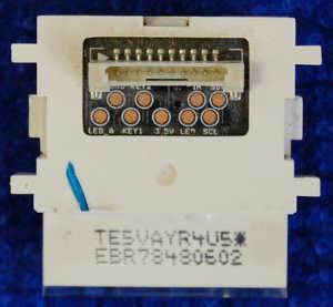 Button Board EBR78480602 от телевизора LG