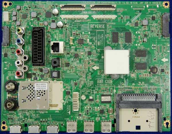 Main Board EAX65384004 (1.5) EBR78599402 от телевизора LG 47LB720V-ZG