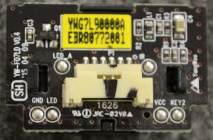 IR Board EBR80772001 от телевизора LG 32''