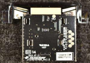 IR Board EBR80772102 от LG 43LH520V