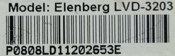 Elenberg LVD-3203