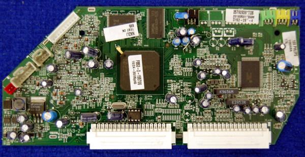 Control Board FB53-2-155706 от телевизора Toshiba A29VH366