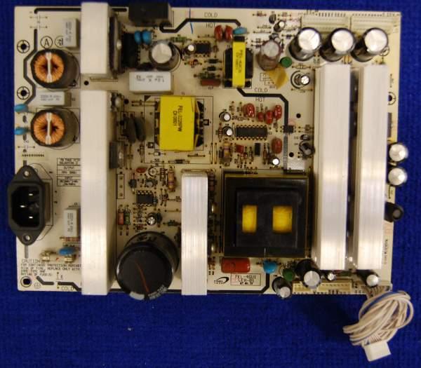 Power Supply Board FEL-46U1 VER-01 от телевизора Blauren Soft Touch 46