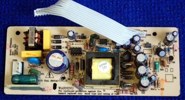 Блок питания FP06M024 от ресивера  DRE-5000 (DRE-7300)