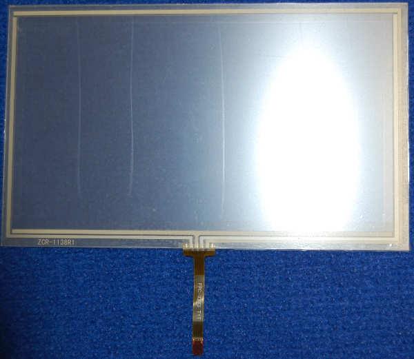 Тачскрин FPC-0373 ZCR-1138R1 8'' 193x117mm