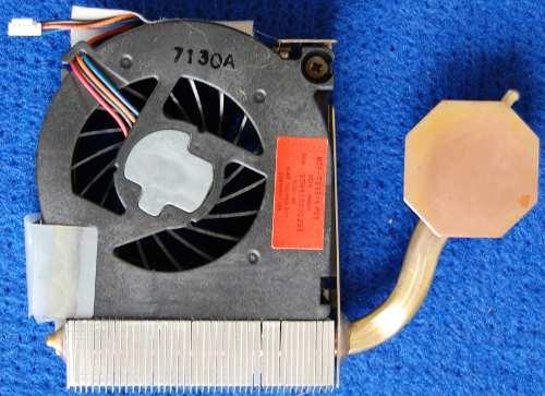 Система охлаждения GDM610000295 MCF-TS6514 P05 от ноутбука Toshiba Qosmio F30-141 (model PQF32E-00G01CRU)