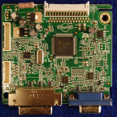 Main Board 2299247M0294 от телевизора Philips 196V3LSB25