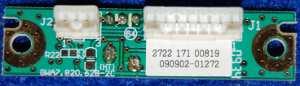 IR Board GWA7.820.628-2C от телевизора Philps 37PFL5604H/60
