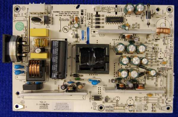 Power Supply Board HKC-PL05 REV1.0 от телевизора Supra STV-LC32510WL