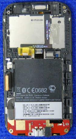 HTC Desire SV (PM86100)