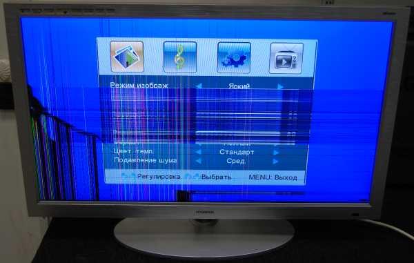 телевизора Hyundai H-LED32V11