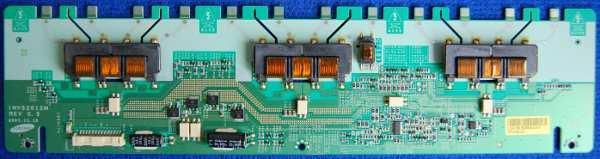 Inverter Board INV32S12M от телевизора Panasonic TX-R32LX80K