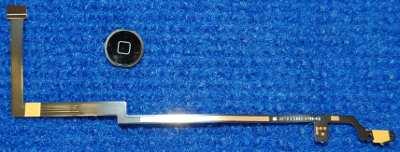 Шлейф FLC для Ipad Air с черной кнопкой
