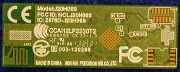 Wi-Fi Module J20H069 от телевизора Sony KDL-42W653A