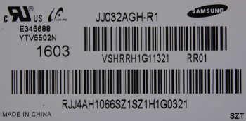 матрица JJ032AGH-R1