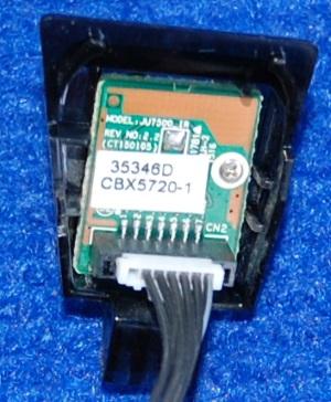 IR Board JU7500_IR от Samsung UE40JU6400U