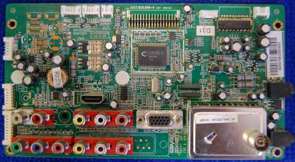 Main Board JUG7.820.699-4 от телевизора Supra STV-LC2214WD