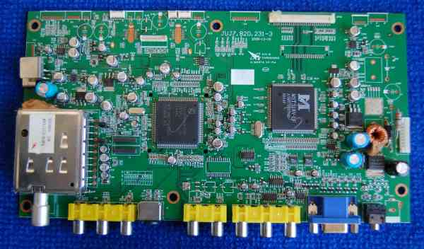 Main Board JUJ7.820.231-3
