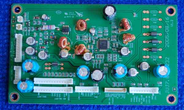 Audio Board JUJ7.820.232