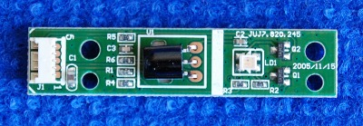 Infrared Board  JUJ7.820.245