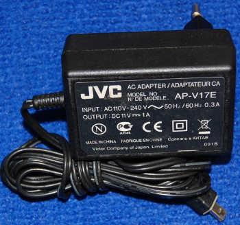Зарядное устройство для видеокамеры JVC CDR-240
