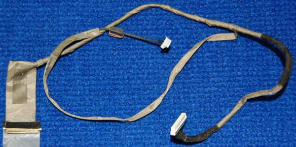 Шлейф матрицы DC020000X10 от ноутбука Acer Aspire, eMachines