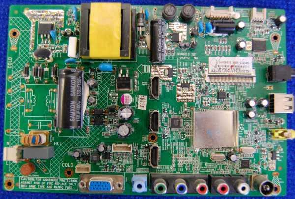 Main Board KL32GT616-B0E-82YTK от телевизора Supra