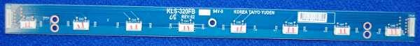 Interface Board KLS-320FB Rev:02 от телевизора Samsung