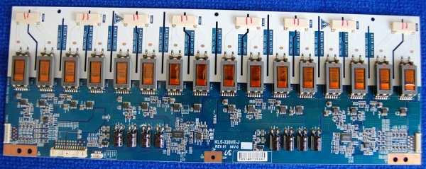 Inverter Board KLS-320VE-J от телевизора Sven STL-3200